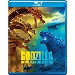 Godzilla: King Of The Monsters (Blu-Ray + DVD + Digital)