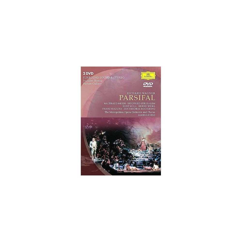 Wagner:Parsifal (Dvd), Movies