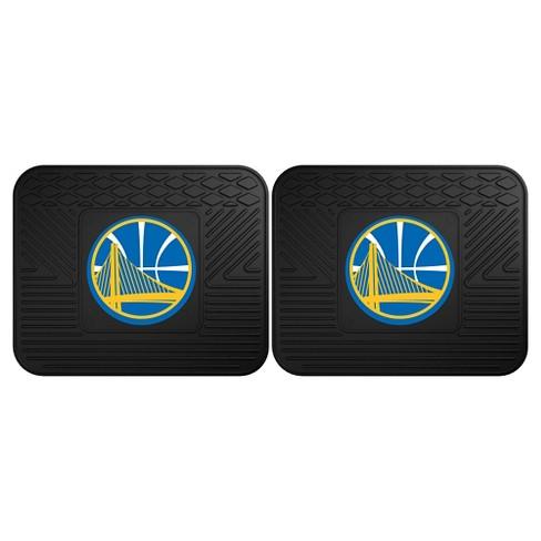 NBA Fan Mats 2 Utility Mats - Golden State Warriors - image 1 of 1