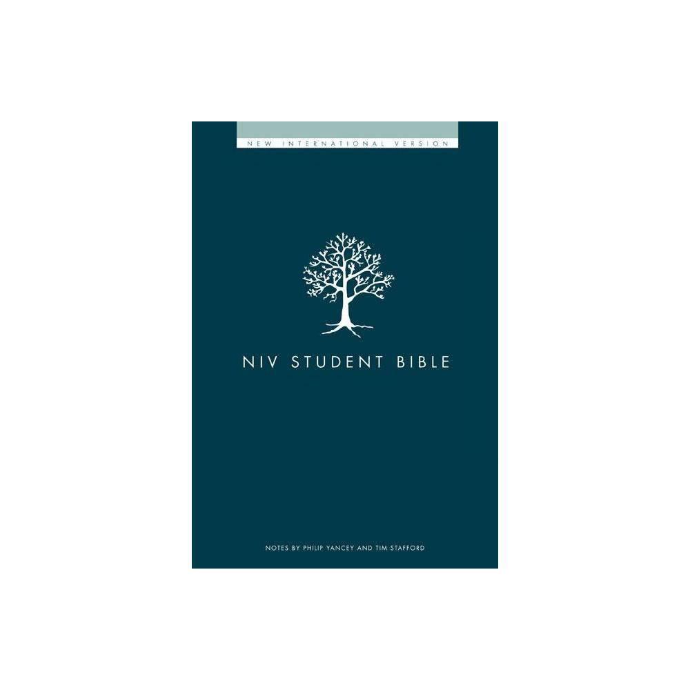 Student Bible Niv By Zondervan Paperback
