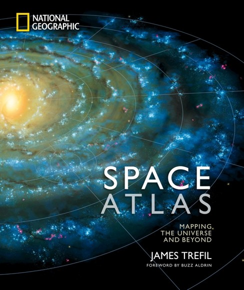 Space Atlas : Mapping the Universe and Beyond (Hardcover) (James Trefil) - image 1 of 1