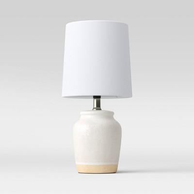 Textural Ceramic Mini Lamp - Threshold™