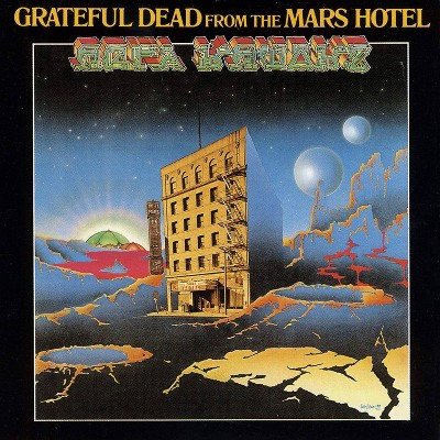 Grateful Dead - From The Mars Hotel (CD)