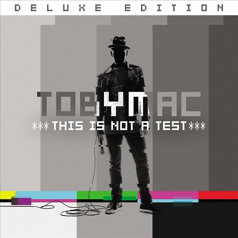 Tobymac - This is not a test (CD) - image 1 of 1