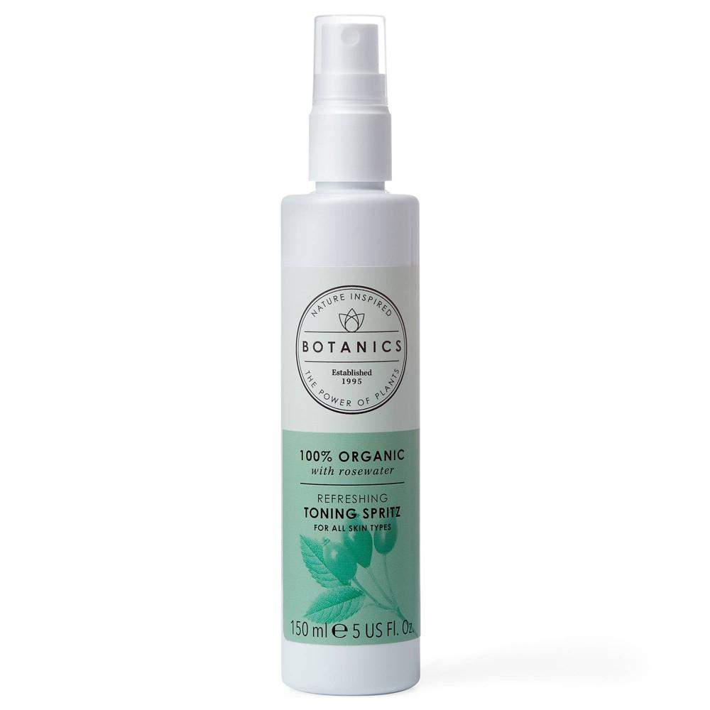 Image of Botanics Organic Toning Spritz Facial Treatment - 5 fl oz