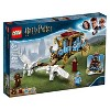 LEGO Harry Potter Beauxbatons' Carriage: Arrival at Hogwarts 75958 Toy Carriage Building Set 430pc - image 4 of 4