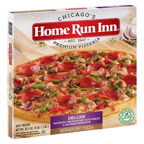 Home Run Inn Sausage Deluxe Frozen Chicago Style Pizza - 33.5oz - image 1 of 1