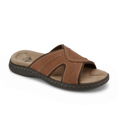 Dockers Mens Sunland Casual Slide Sandal Shoe