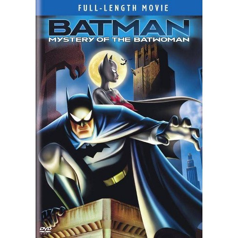 Batman: Mystery Of The Batwoman (DVD) - image 1 of 1