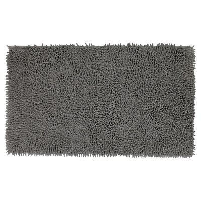 Mohawk Fusion Bath Rug - Classic Gray (20 x34 )
