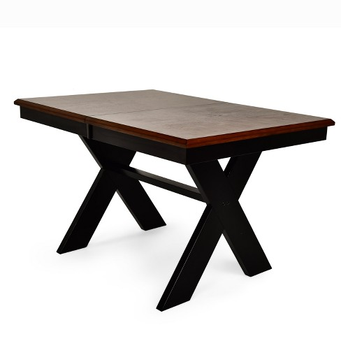 Vera Counter Height Dining Table Dark Oak - Steve Silver - image 1 of 1