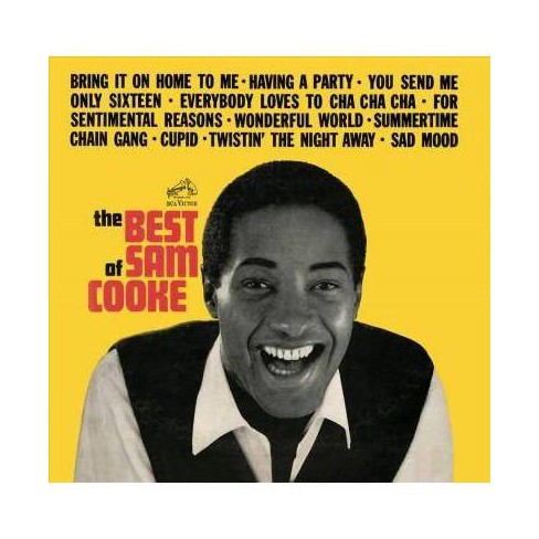 Sam Cooke - Best Of Sam Cooke (CD) - image 1 of 1