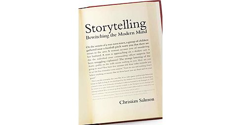 Storytelling : Bewitching the Modern Mind (Reprint) (Paperback) (Christian Salmon) - image 1 of 1