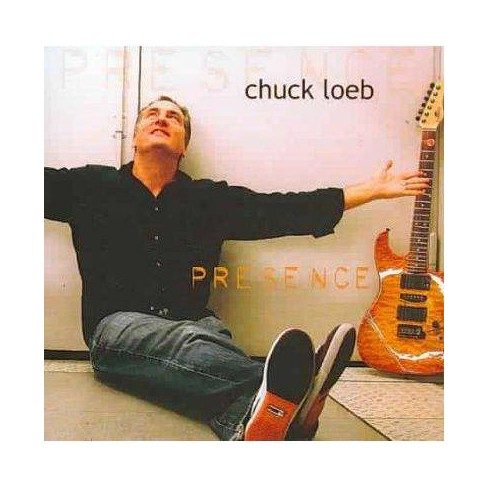 Chuck Loeb - Presence (CD) - image 1 of 1