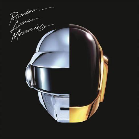 Daft Punk- Random Access Memories (Vinyl) - image 1 of 1