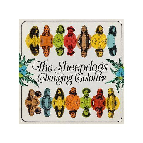 Sheepdogs - Changing Colours (CD) - image 1 of 1