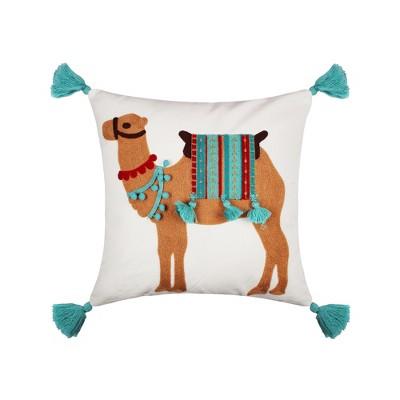 Veranda Camel Decorative Pillow - Levtex Home
