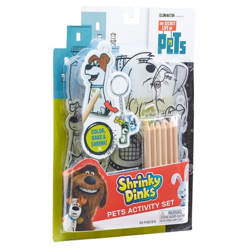 The Secret Life of Pets Shrinky Dinks Activity Set - image 1 of 4