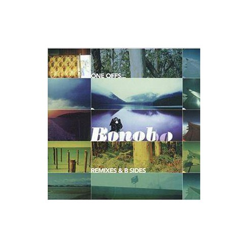 Bonobo - One Offs Remixes & B Sides (Vinyl) - image 1 of 1