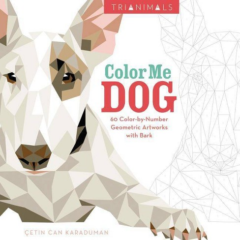 Trianimals: Color Me Dog - by  Cetin Can Karaduman (Paperback) - image 1 of 1