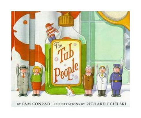 Tub People (Paperback) (Pam Conrad) - image 1 of 1