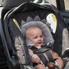 Boppy Preferred Head and Neck Support - Gray Dinosaurs - image 3 of 4