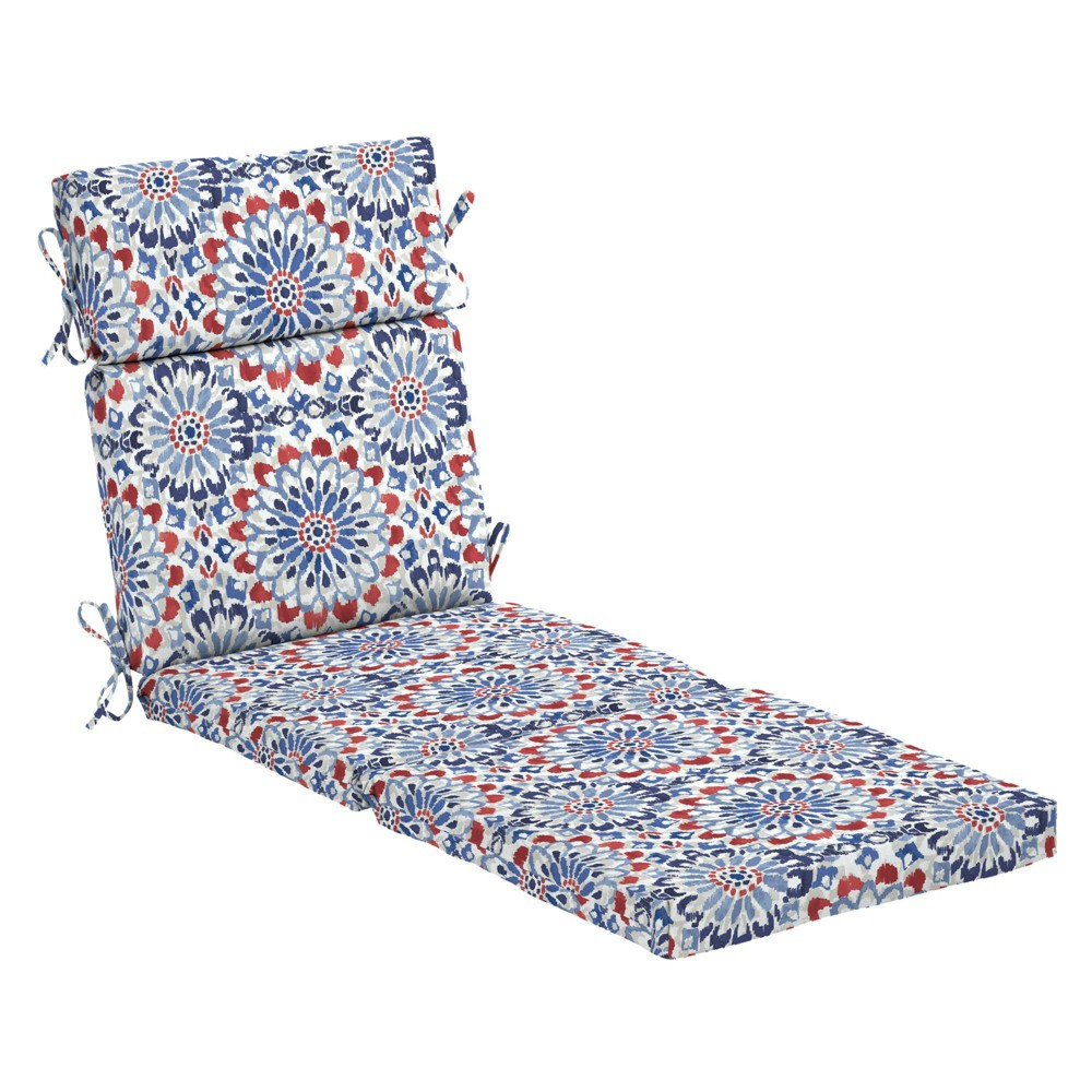 Arden Selections 25 34 X 22 34 Clark Outdoor Chaise Lounge Cushion