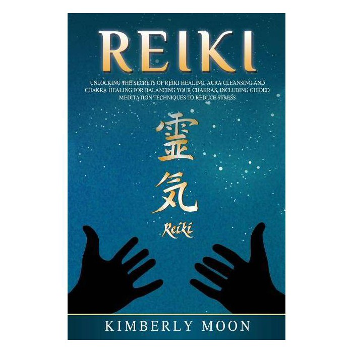 Reiki - by  Kimberly Moon (Paperback) - image 1 of 1