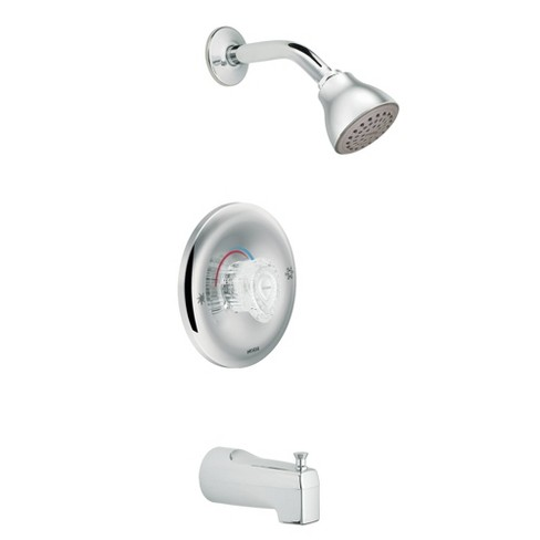 Moen T183 Posi-Temp Pressure Balanced Tub and Shower Trim - image 1 of 1