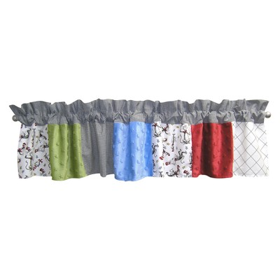 Trend Lab Cat in the Hat Valance