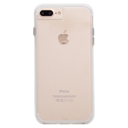 low priced 90aca 31148 Case-Mate iPhone 8 Plus/7 Plus/6s Plus/6 Plus Case Naked Tough - Clear