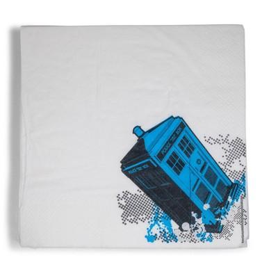 Seven20 Doctor Who TARDIS Anthony Dry Napkin Set