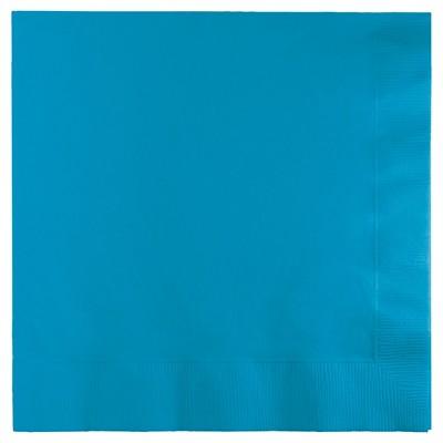 50ct Turquoise Blue Napkins