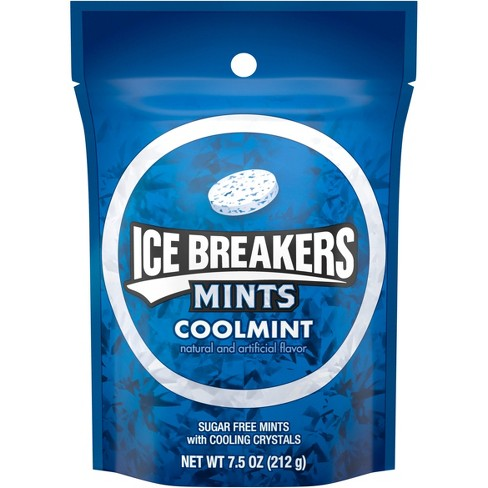 Ice Breakers Coolmint Mint Candies - 7.5oz - image 1 of 2