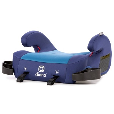 Diono Solana 2 Latch Backless Booster Car Seat