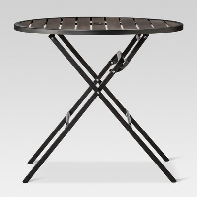 Patio Furniture Iron Black.Patio Bistro Tables Furniture Garden Target