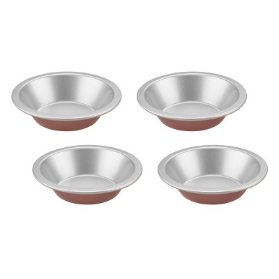 Cuisinart 4pc Bronze Color Mini Round Pie Set - CMBM-4RPDBZ