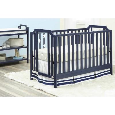 Suite Bebe Celeste Island Crib - Navy Blue