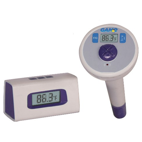 Digital Wireless Pool Thermometer - image 1 of 2