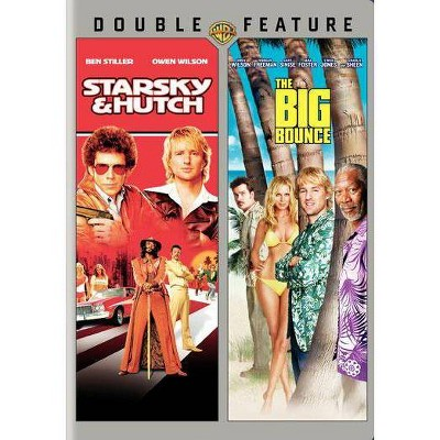 Starsky & Hutch / The Big Bounce (DVD)(2005)