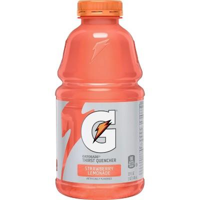 Gatorade Strawberry Lemonade Sports Drink - 32 fl oz Bottle