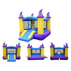 Bounceland Wizard Castle Bounce House, Kids Unisex