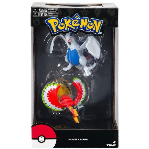 Pokemon Ho-Oh and Lugia 4-Inch Figure 2-Pack - image 1 of 2