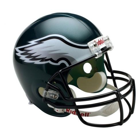 4c157a0d7 Riddell Philadelphia Eagles Deluxe Replica Helmet - Green   Target