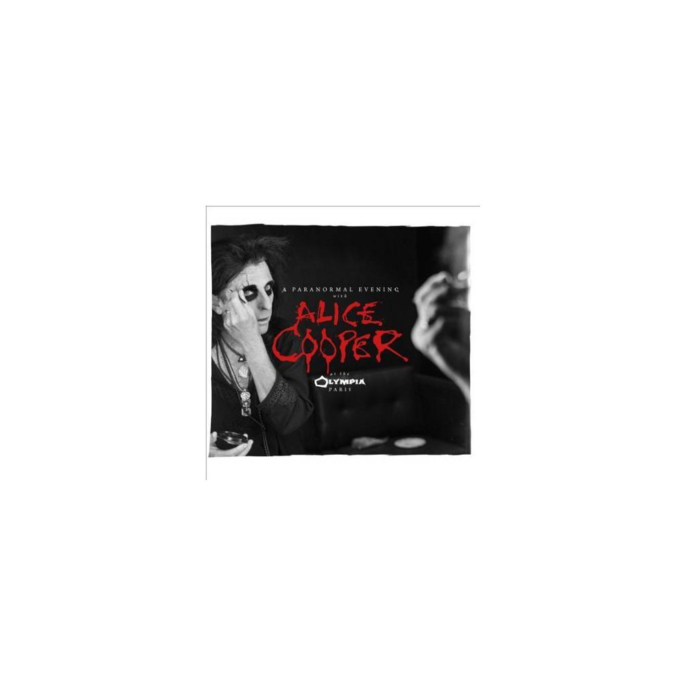 Alice Cooper - Paranormal Evening At The Olympia Par (CD)