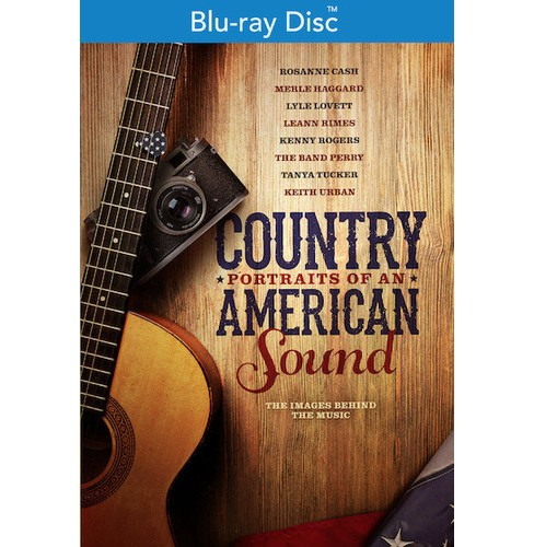 Country:Portraits Of An American Soun (Blu-ray) - image 1 of 1