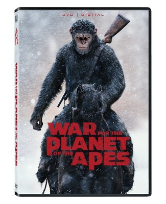 War For The Planet Of The Apes (DVD + Digital)