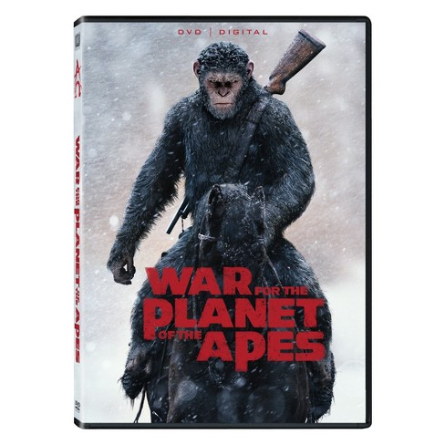 War For The Planet Of The Apes (DVD + Digital) - image 1 of 1