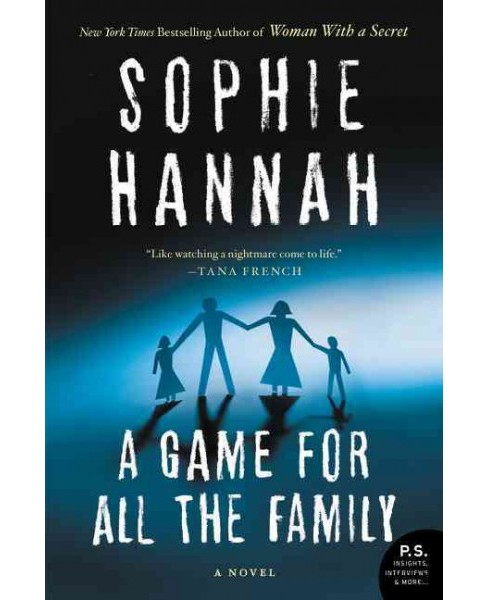 Game for All the Family (Reprint) (Paperback) (Sophie Hannah) - image 1 of 1