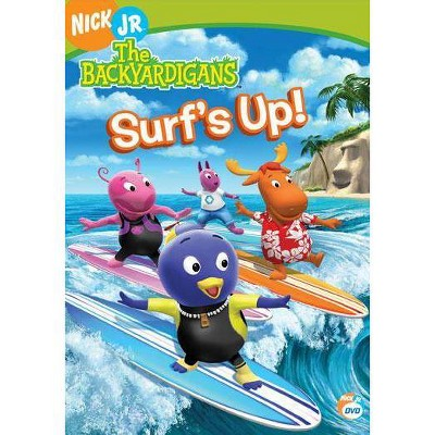 The Backyardigans: Surf's Up! (DVD)(2006)